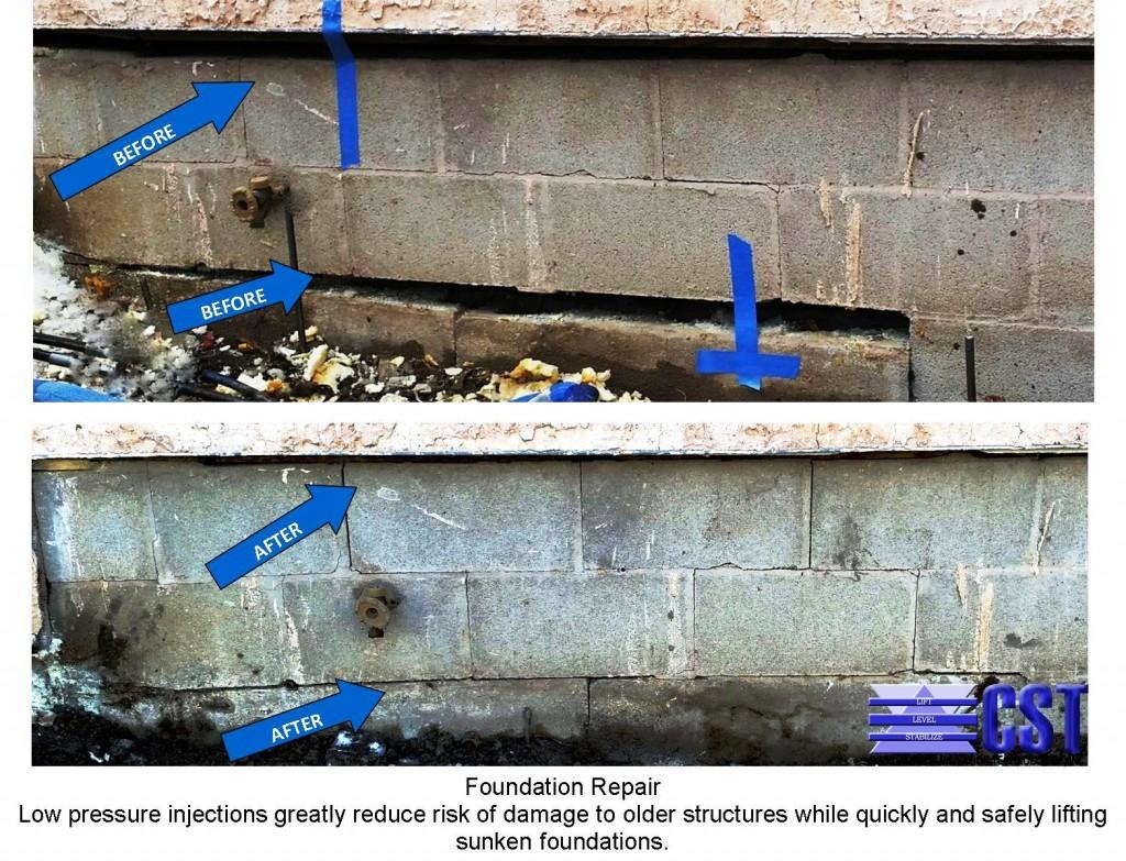 Concrete Stabilization Technologies Inc Team Dave Logan