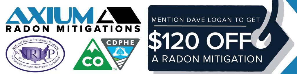Radon Mitigation Category Team Dave Logan