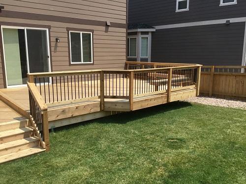 5280 Custom Deck Builders Team Dave Logan