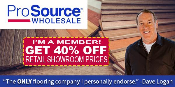 Prosource Wholesale Flooring Team Dave Logan