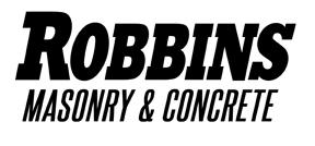 Robbins Masonry & Concrete